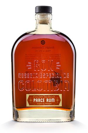 El Parce Rum, con 12 años de añejamiento,