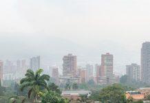 calidad del aire en medellin y lo hemos sacado muy bien: Sergio Orozco