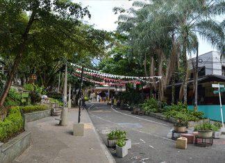 Remodelación del parque Lleras, sin fecha conocida