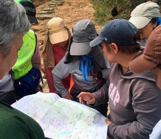 Reviviendo el Viaje a Pie de Fernando González, Caminería Colombia