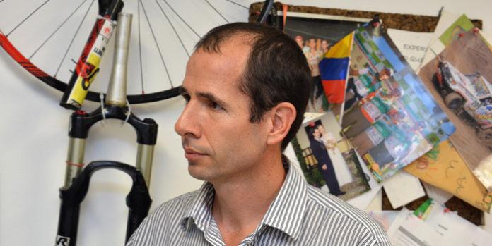 Ricardo Vélez Deportista Extremo