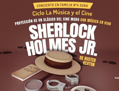 Sherlock Teatro Metropolitano