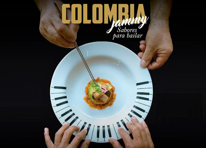 Así nació Colombian Jammy, una propuesta musical y gastronómica que une el sabor y los sonidos de Colombia en un evento de comida para bailar.