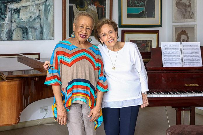Concierto Filarmed - Teresita Gómez y Blanca Uribe