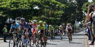 Cuarta etapa del Tour Colombia 2.1 por Medellín. quinta etapa del Tour Colombia 2.1