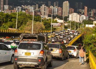 Un intercambio vial en La Ayuráplantea una solución a la movilidad en el sur