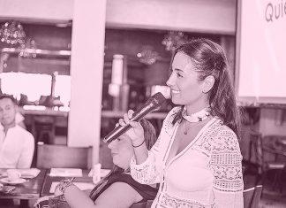 La coach Vicky Ríos realizó su taller Un juego de la vida