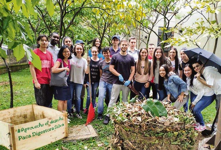 Las universidades verdes. La educación debe aportar a la sostenibilidad y reorientarse para fomentar en la juventud el desarrollo