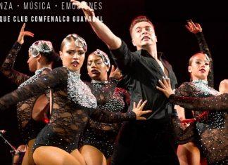 Vívelo Medellín. Danza