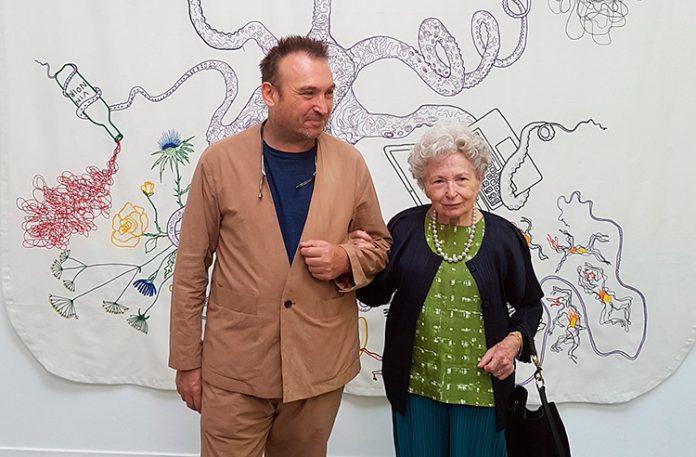 Miquel Barceló Vivarium se llama la exposición