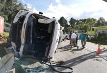 Accidente Las Palmas