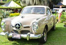 Desfile de Autos Clásicos