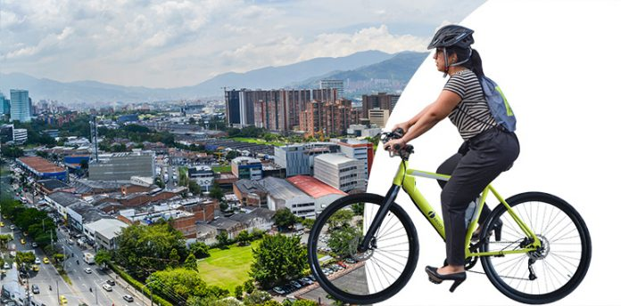Movilidad sostenible: Bicicletas corporativas de Argos