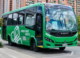 Nuevas tarifas de los pasajes del transporte público