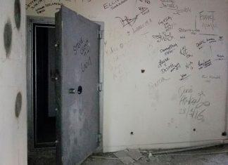 La caja fuerte del Mónaco sobrevivió a la implosión