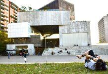 Mamm, Cine, teatro y arte en ciudad del Rio