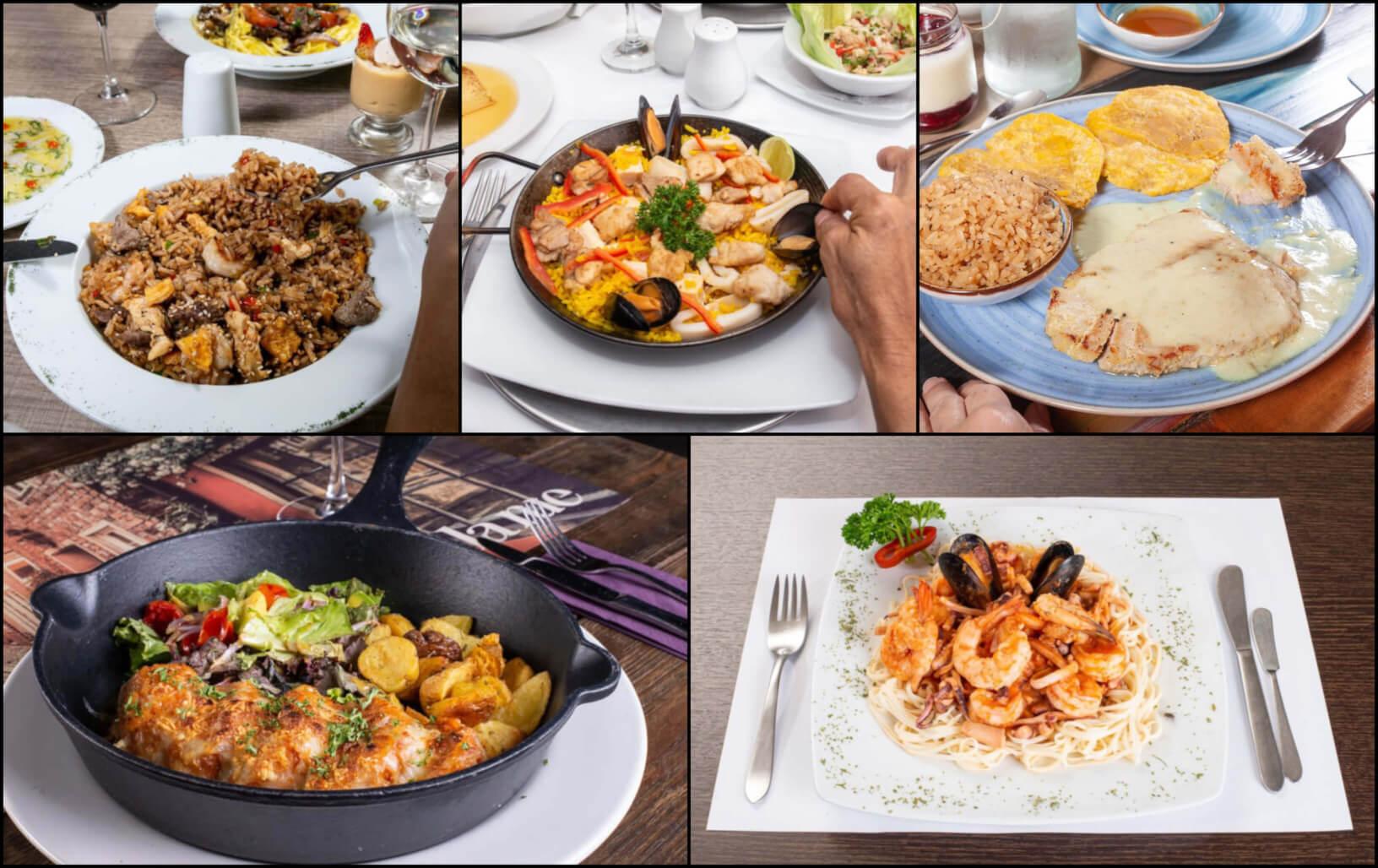 Restaurantes de comida de mar