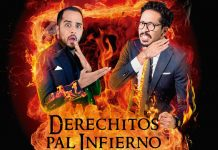Derechitos pal infierno Acción Impro