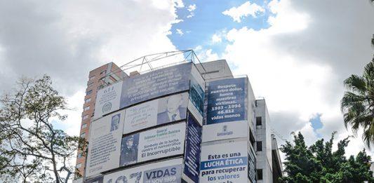 El proyecto del edificio Mónaco
