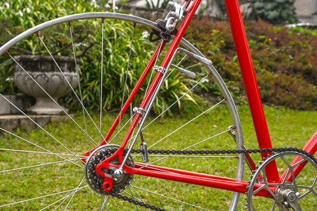 Museo El Castillo la primera exposición de bicicletas antiguas y clásicas