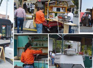 Food trucks en Medellín