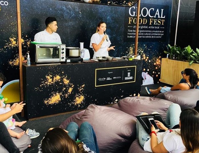 Glocal food festival