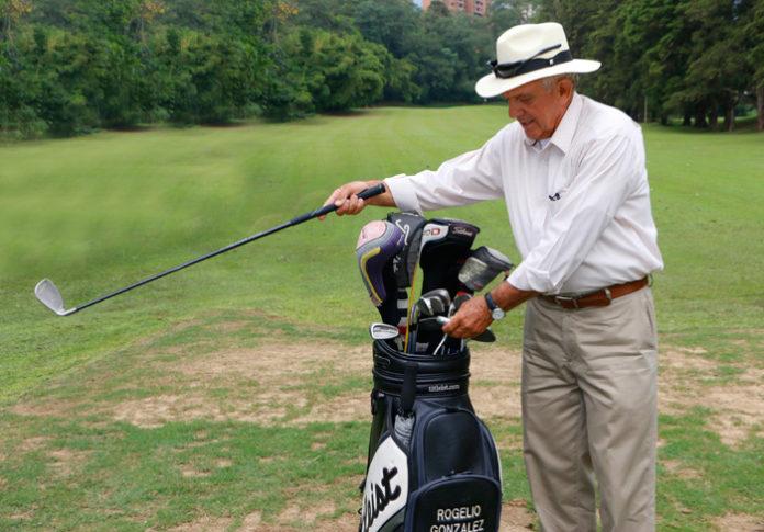 Rogelio González , el golf y la leyenda de un campeón