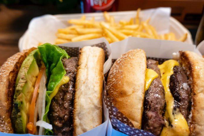 restaurantes de hamburguesas