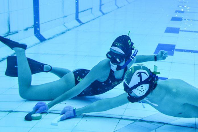 Hockey subacuático Team Medellín