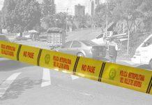 501 homicidios, 42 más que en el mismo periodo del año anterior