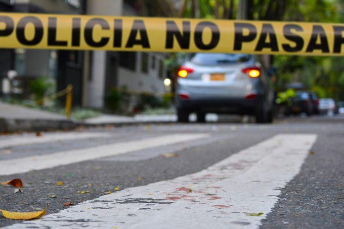 homicidio El Poblado Castropol