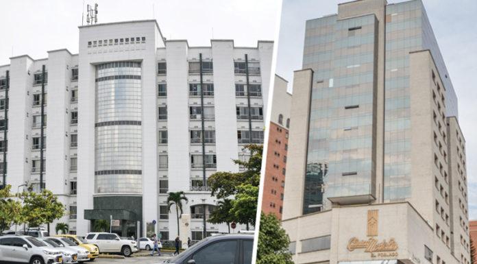 clínicas de Medellín