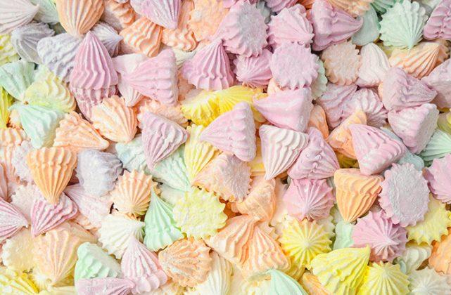Dulces y deliciosos. Los malvaviscos o masmelos