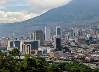 Los contrastes de Medellín
