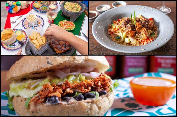 Restaurantes de comida de mexicana