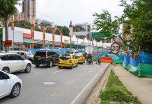 Los González: avances del último intercambio vial en la transversal Inferior
