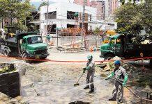 #TBT de la bomba del parque Lleras: el día después