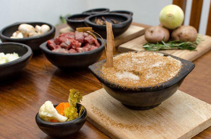 pastel de papas / Restaurante Malevo