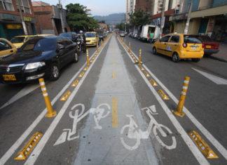 Ciclorrutas en Medellín