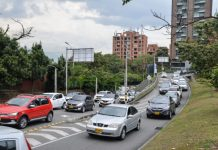 Pico y placa ambiental para el sábado 16 de marzo en Medellín