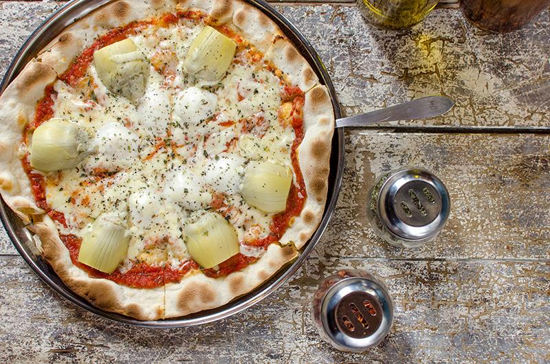 Pizzas en Santa Coloma