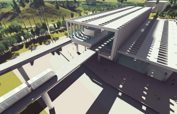 Proyecto tren de Rionegro