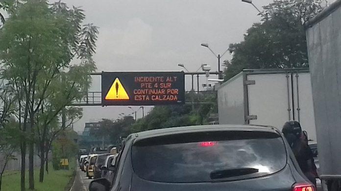 Accidente Avenida Regional