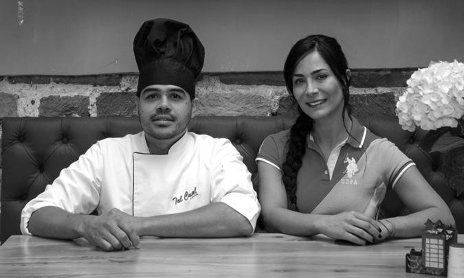 Yeison Jaramillo y Catalina Yepes