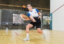 Squash internacional Team Medellín