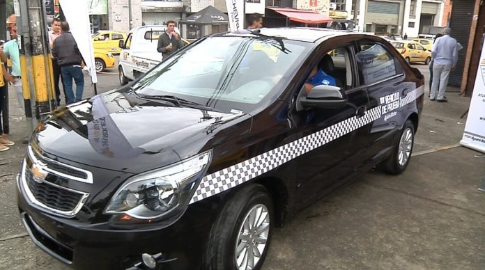 taxis de lujo
