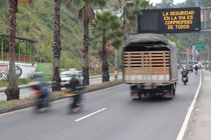 Vía Las Palmas